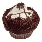 Crumbs Devil Dog cupcake
