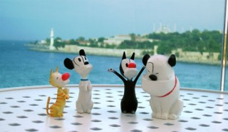 Mutts figurines
