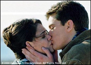Joey Potter and Pacey Witter