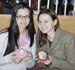 Susane and Daria