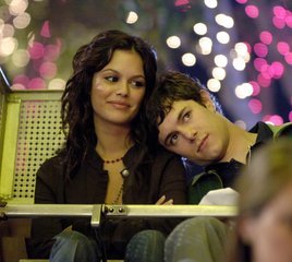Summer and Seth, The O.C.