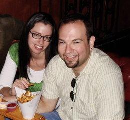 Susane Colasanti and Barry Lyga
