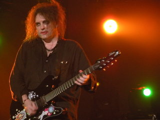 The Cure at Madison Square Garden