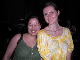 Sabrina Banes and Melissa Walker