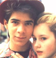 Degrassi Junior High, Joey and Caitlin