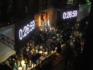 Nike Soho store opening