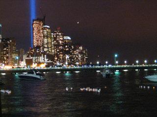 Ground Zero, September 11, 2008