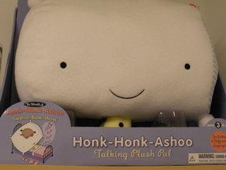 Honk-Honk-Ashoo