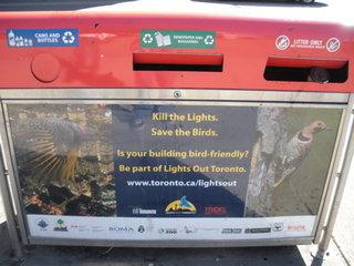 Toronto recycling