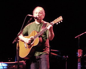 Paul Simon at the Beacon Theater