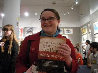 Books of Wonder ginormous signing, 2009