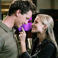 Logan and Veronica on Veronica Mars