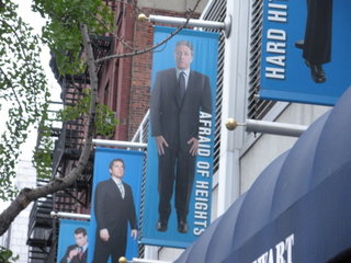 The Daily Show banners