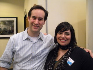 David Levithan and Holly Black