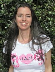 Susane Colasanti + Jam tee