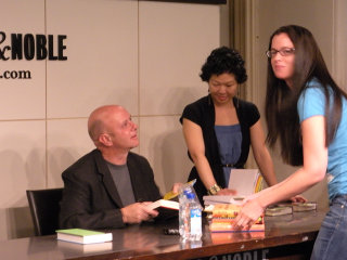 Nick Hornby and Susane Colasanti