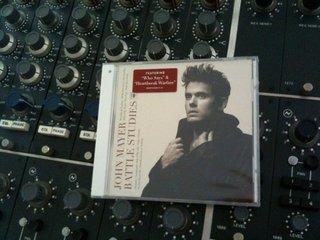 John Mayer. Battle Studies. Epic.