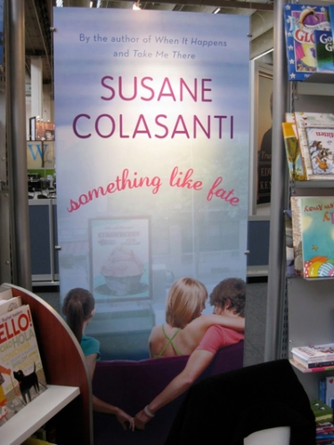 Something Like Fate by Susane Colasanti poster