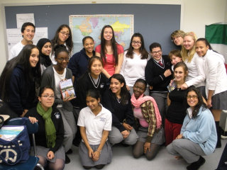 Manhattan Village Academy Book Club