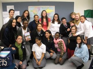 Manhattan Village Academy Book Club