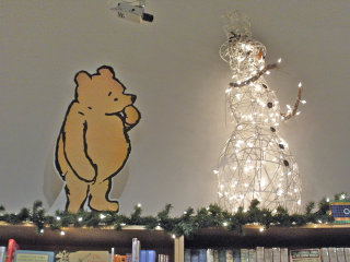 Winnie-the-Pooh at Books of Wonder
