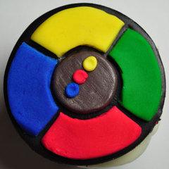 Simon cupcake