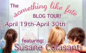 Something Like Fate blog tour
