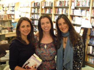Cheryl Herbsman, Susane Colasanti, and Jandy Nelson