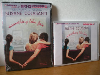Something Like Fate by Susane Colasanti audiobooks