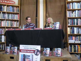 David Levithan and Rachel Cohn
