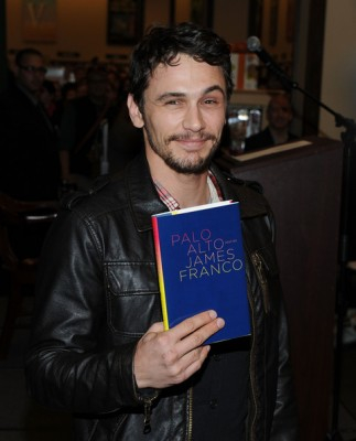 James Franco with Palo Alto