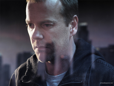 Jack Bauer = ultimate awesomeness