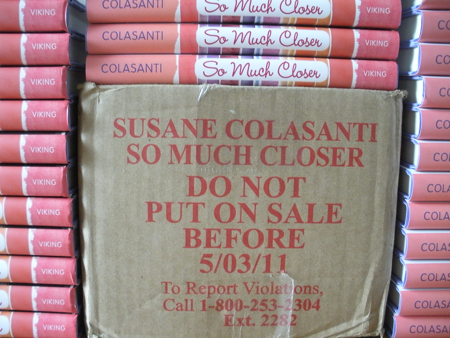 So Much Closer by Susane Colasanti strict on-sale