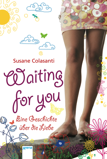 Waiting for You by Susane Colasanti German edition