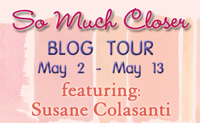 So Much Closer blog tour