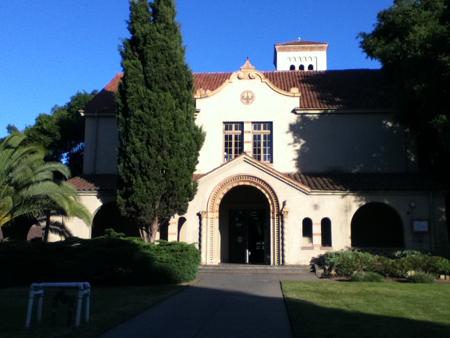 James Franco's high school, Palo Alto High
