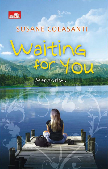 Waiting for You by Susane Colasanti, Indonesian edition