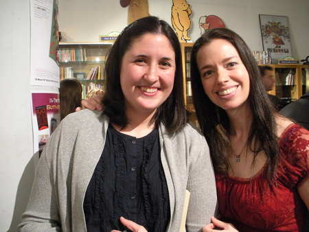 Jennifer E. Smith and Susane Colasanti