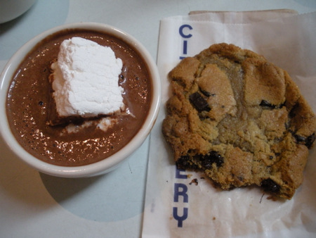 20th Annual Hot Chocolate Festival at City Bakery