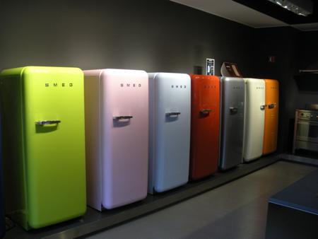 Adorable Smeg refrigerators
