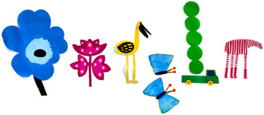 Google Doodle for the 2012 vernal equinox