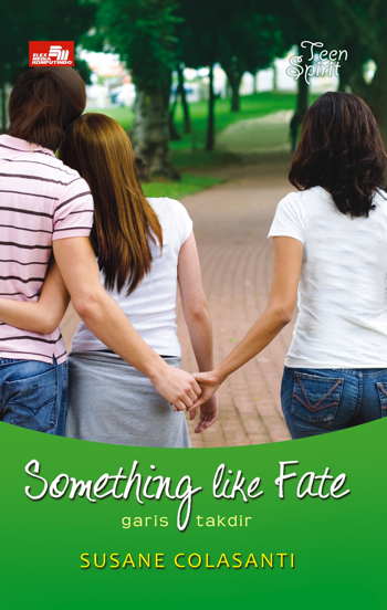 Something Like Fate by Susane Colasanti, Indonesian edition