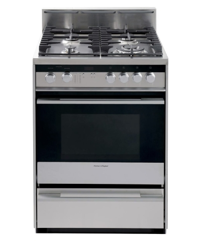 Fisher & Paykel stove