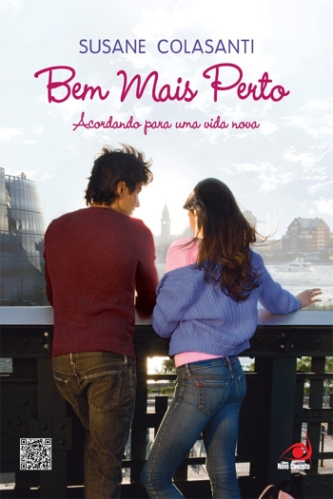So Much Closer by Susane Colasanti, Brazilian edition