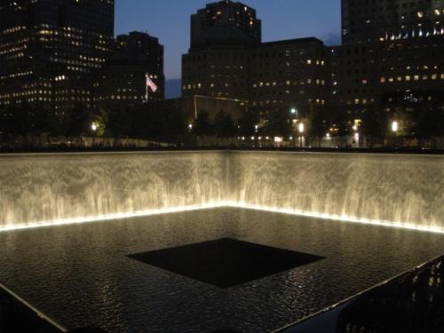 9.11 Memorial, September 2012