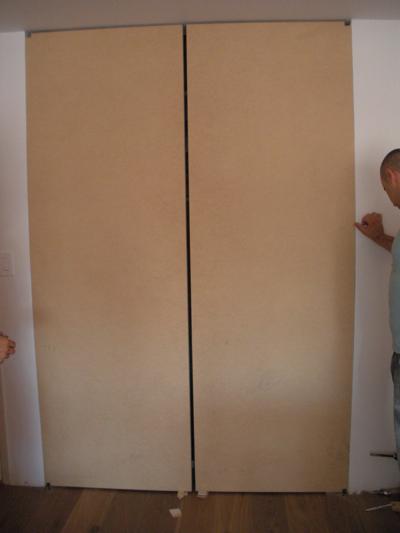 Front closet doors visit
