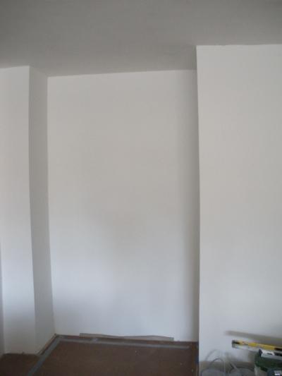 Front closet during