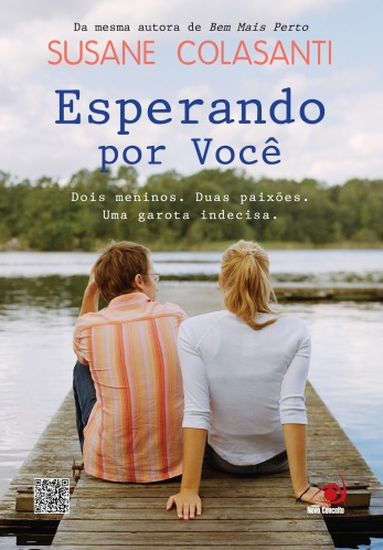 Waiting for You by Susane Colasanti, Brazilian edition