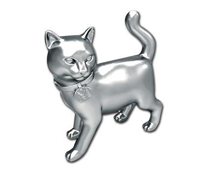 Monopoly cat token
