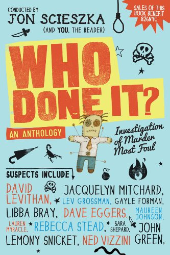 Who Done It? anthology